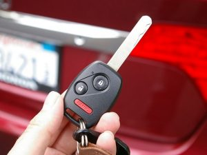 Transponder Key Replacement
